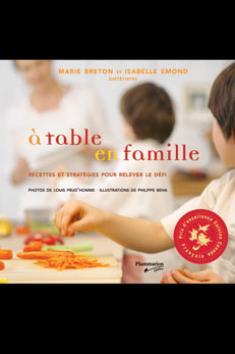 À TABLE EN FAMILLE